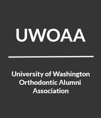 University of Washington Orthodontic Alumni Association Badge