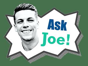 Logo for Ask Joe